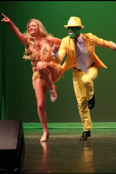 the mask Quickstep routine