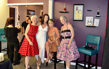 some of the ladies in our show