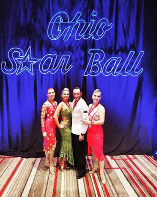 Ohio Star Ball Latin