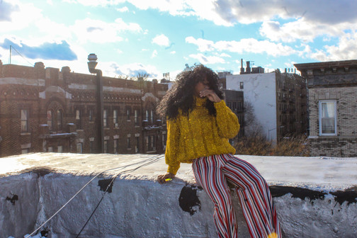 Rooftop Series No. 2: Chicest Clown