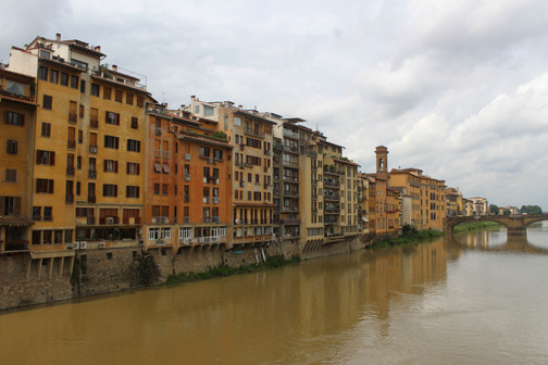 Florence in a Flutter