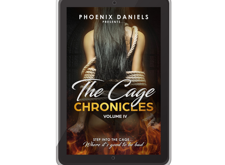 Step into the Cage - Now Available