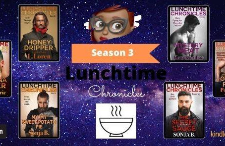 The Lunchtime Chronicles presents (10) Erotic Novellas in Season 3