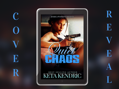 Cover Reveal - Quiet Chaos