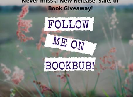 #Bookbub