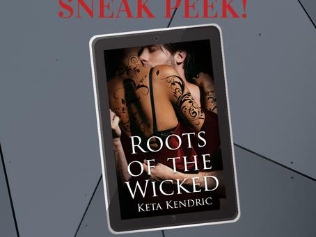 Sneak Peek - Roots of the Wicked