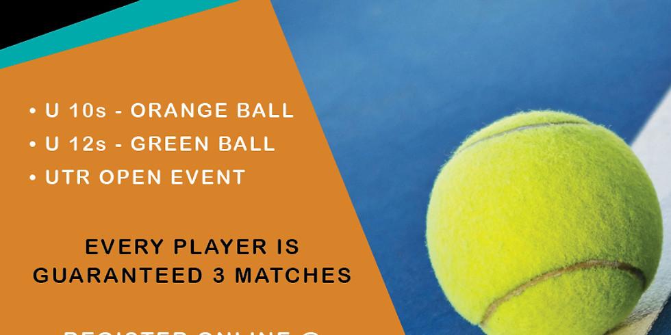 Vahland Tennis Academy UTR Winter Series #4