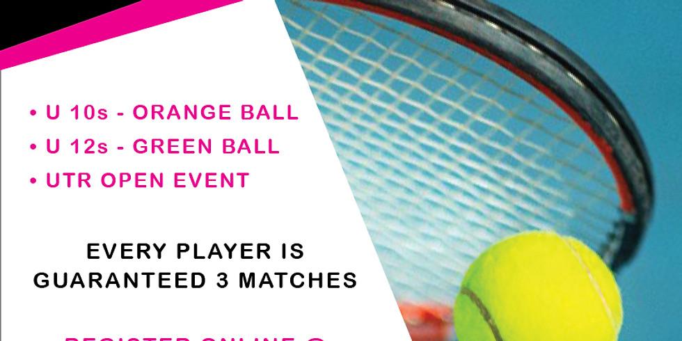 Vahland Tennis Academy UTR Winter Series #2
