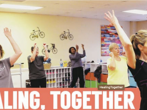 Upstate Business Journal: Healing, Together