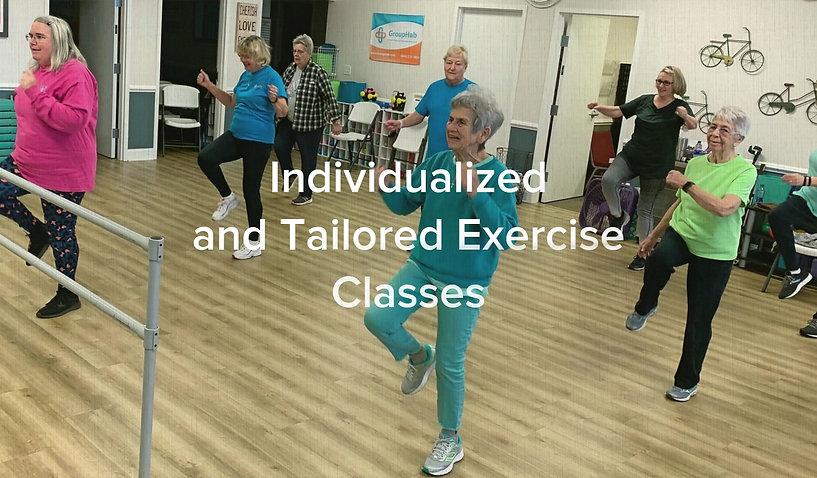Simpsonville SC Senior Fitness Classes