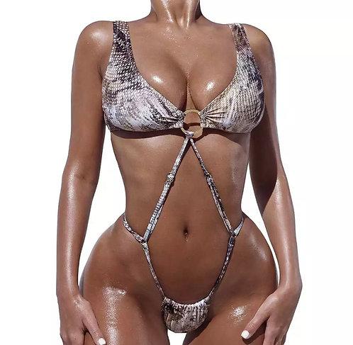 Hottie Bikini - Snakeskin