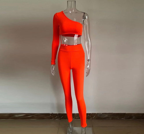 Sassy Set - Orange