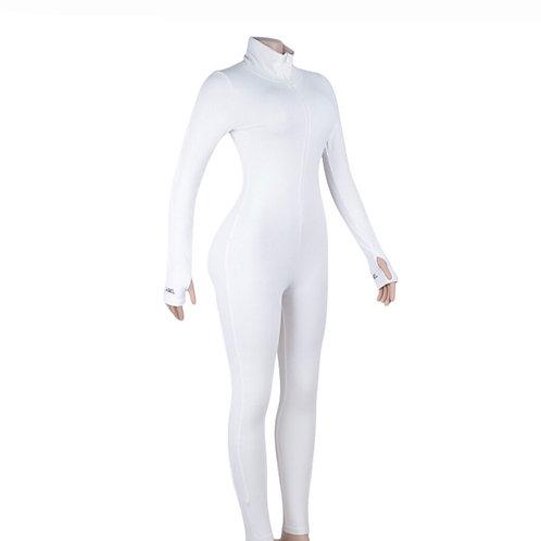 BODY Jumpsuit- White