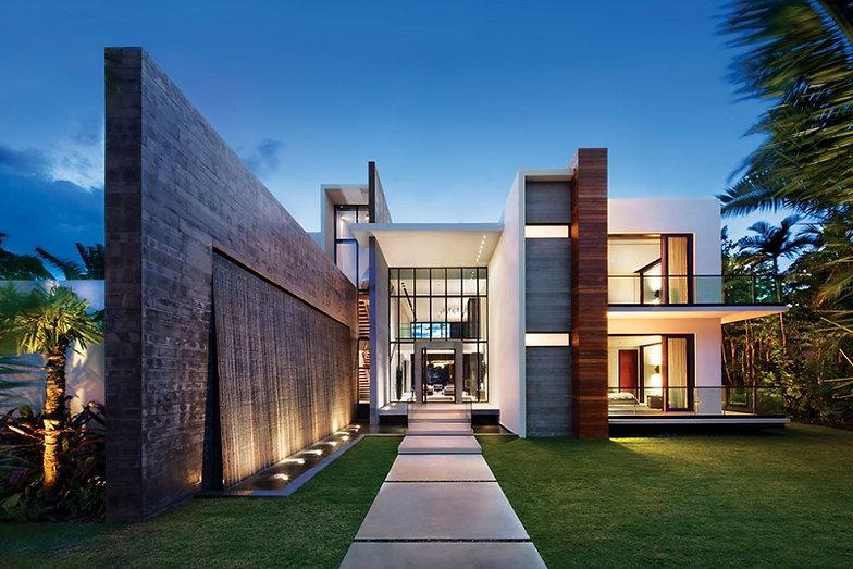 Modern Home-CHOEFF LEVY FISCHMAN-Casa-Cl