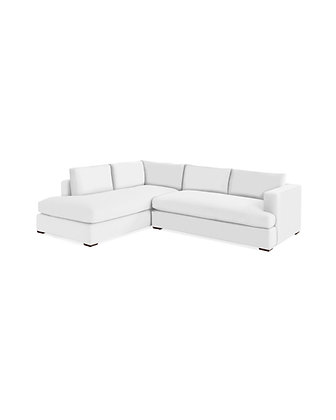 Norfolk Sectional Sofa - Serena & Lily