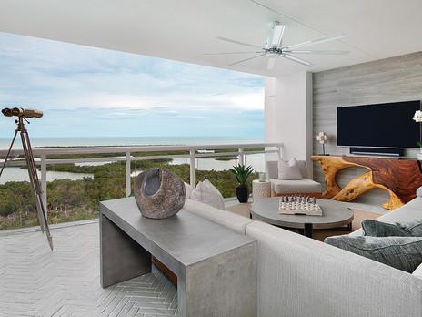 The Eclectic Coastal Modern Interior