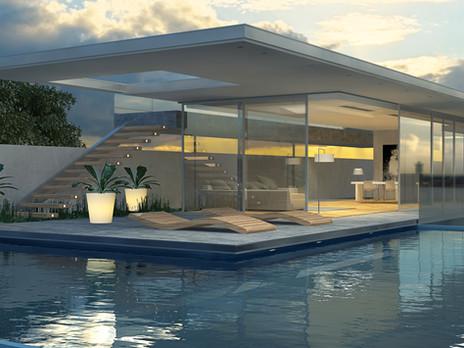 Modern Coastal Homes in Southern California