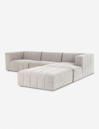 Hillary Sectional Sofa - Lulu & Georgia