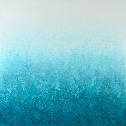Turquoise Shimmer Series   47x 47