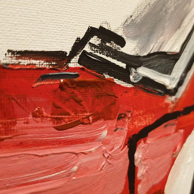 Objects of Desire 2; Ferrari 250GTO close up 2