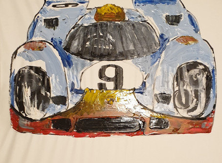 Objects of desire, paired down....Porsche 917