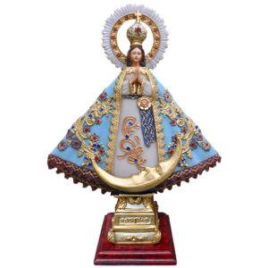 La Virgen de Zapopan y los vacíos de la globalización
