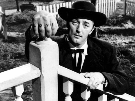 59. THE NIGHT OF THE HUNTER, 1955