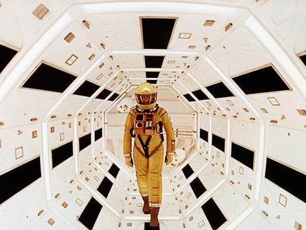 57. 2001: A SPACE ODYSSEY, 1968