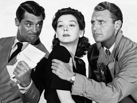 44. HIS GIRL FRIDAY, 1940