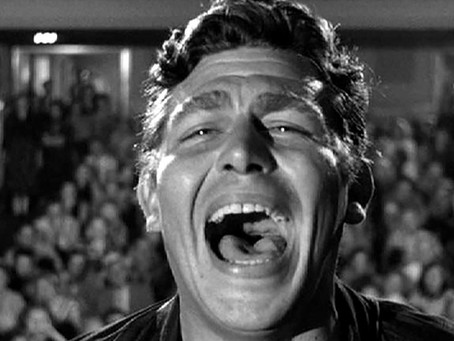 23. A FACE IN THE CROWD, 1957