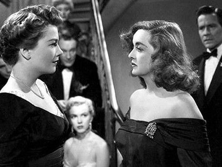 1. ALL ABOUT EVE, 1950