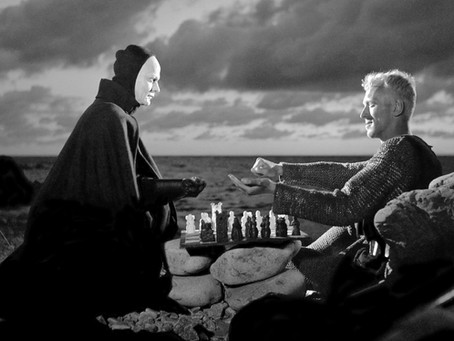 66. THE SEVENTH SEAL, 1957
