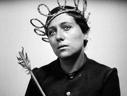 71. THE PASSION OF JOAN OF ARC, 1928