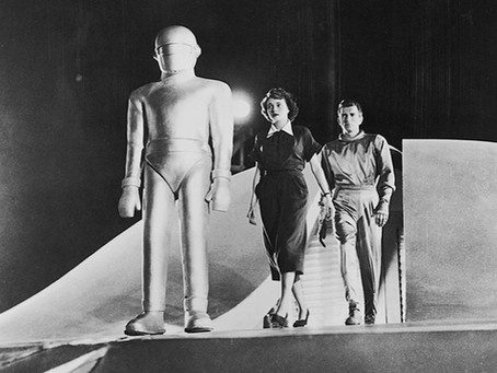 7. THE DAY THE EARTH STOOD STILL, 1951