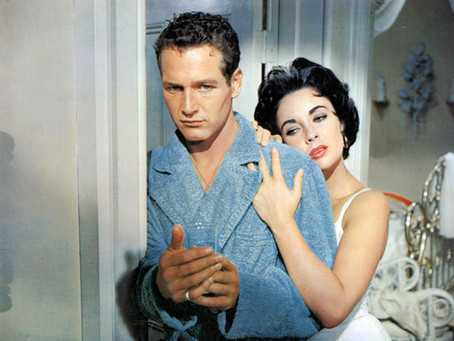 48. CAT ON A HOT TIN ROOF, 1958
