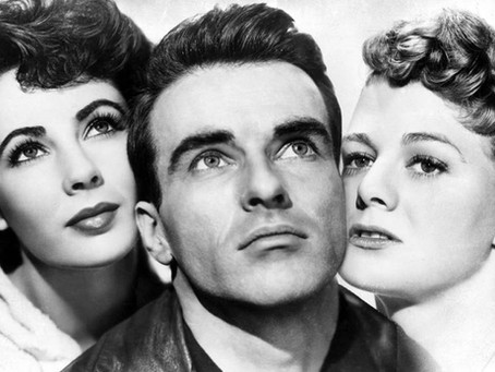 5. A PLACE IN THE SUN, 1951