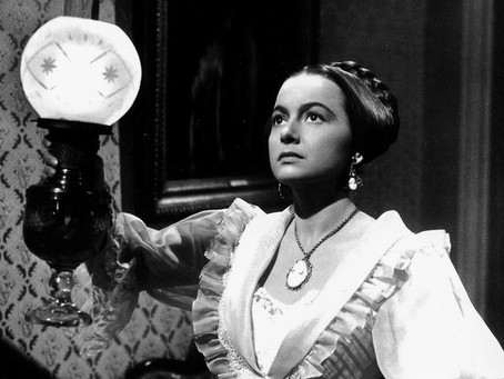 11. THE HEIRESS, 1949