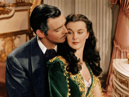 21. GONE WITH THE WIND, 1939