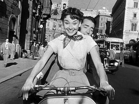 34. ROMAN HOLIDAY, 1953