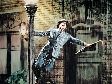 4. SINGIN' IN THE RAIN, 1952