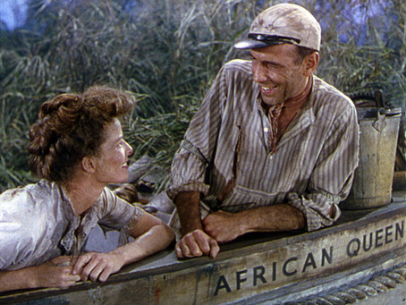 73. THE AFRICAN QUEEN, 1951