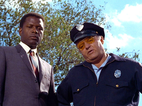 12. IN THE HEAT OF THE NIGHT, 1967