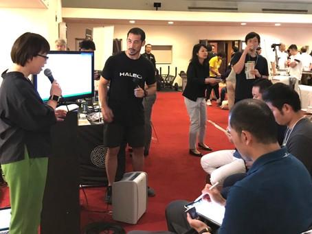 NSCAジャパン ストレングス&コンディショニングフォーラムにてトークセッションをしました