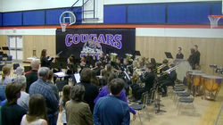 SWH Band 2015 Year-End Concert