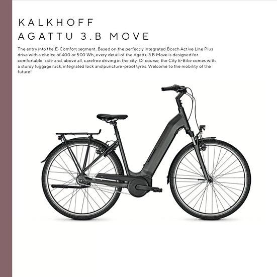 Kalkhoff Aggatu 3.B Move (2021)