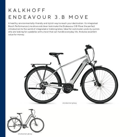 Kalkhoff Endeavour 3.B Move (2021)