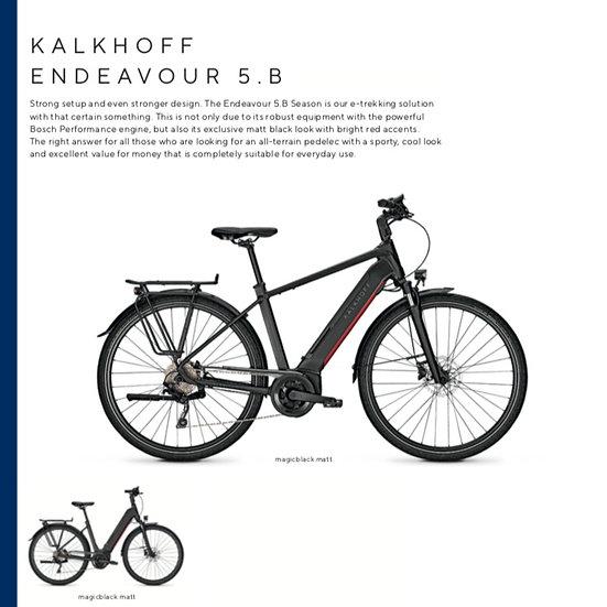 Kalkhoff Endeavour 5.B Move (2021)