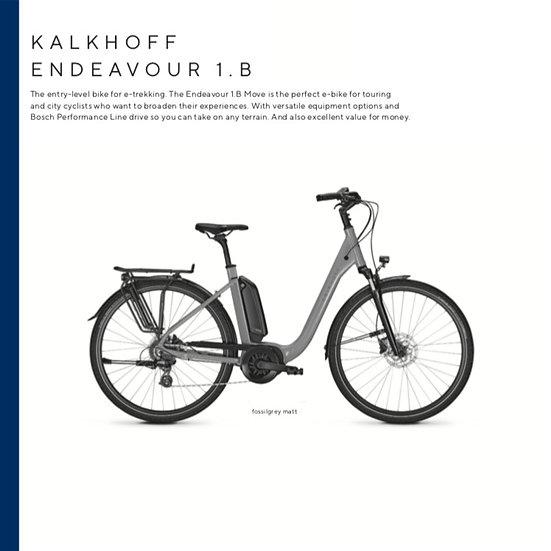 Kalkhoff Endeavour 1.B (2021)