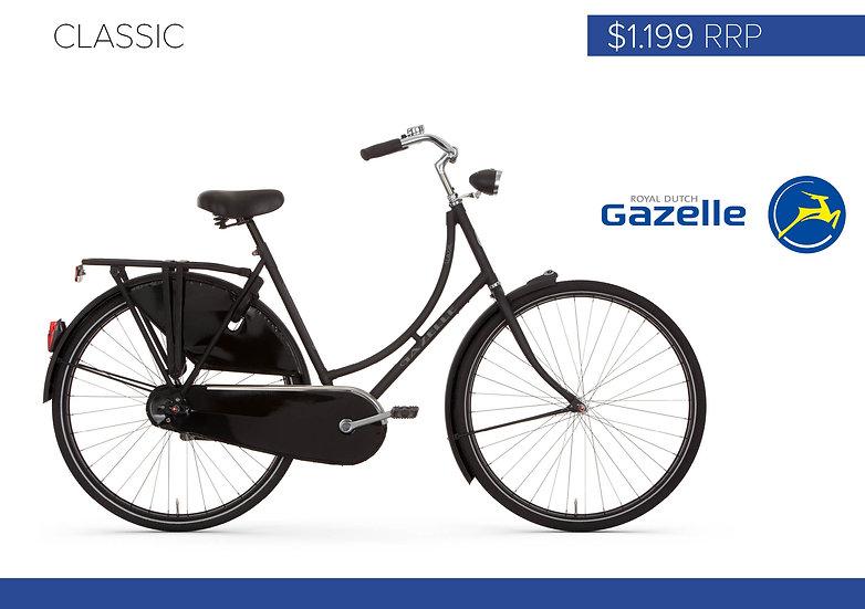 Gazelle Classic 3 Speed