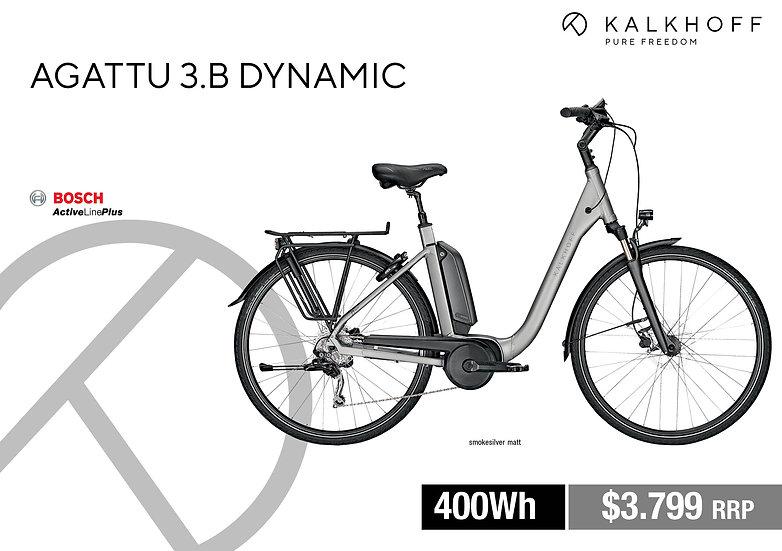 Kalkhoff Agattu 3.B Dynamic 2020